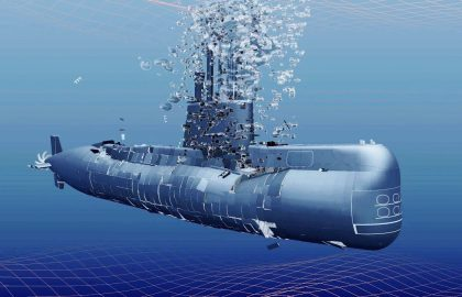 על טביעת הצוללת 'סאן חואן'