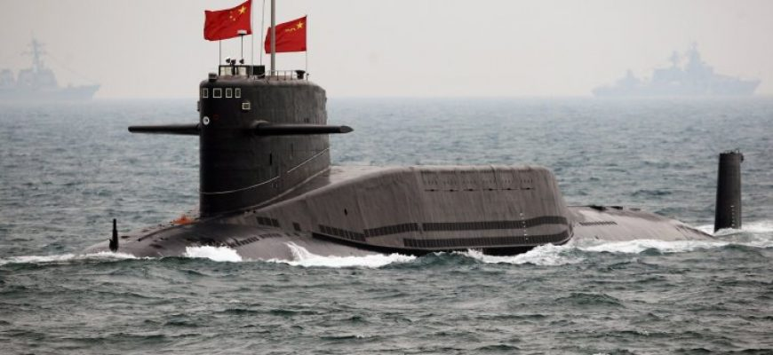 China develops new 'humpback' nuclear submarines with 'capability of striking US'