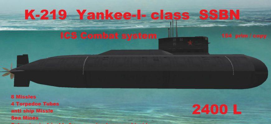 טביעת הצוללת הגרעינית הרוסית K-219 – כבוד לאומי או זלזול בחיי אדם?