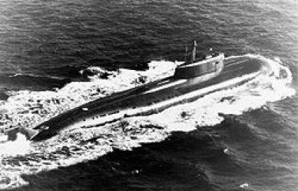 הרצאה על הצוללת קורסק של אבי פלג 11.9