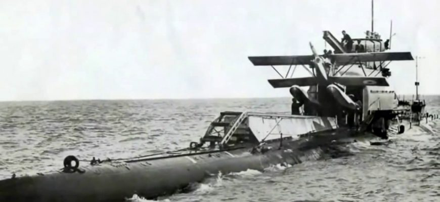 The Largest Submarine in World War II