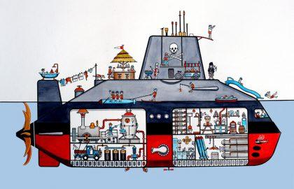 הזמנה להרצאה על מערכות הנעה גרעיניות בצוללות
